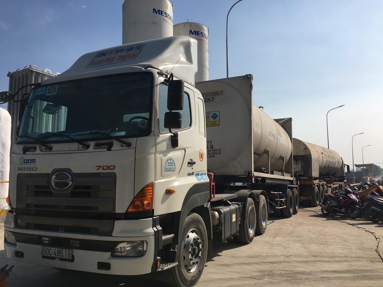Công ty vận tải - vận chuyển Nam Phú Thịnh