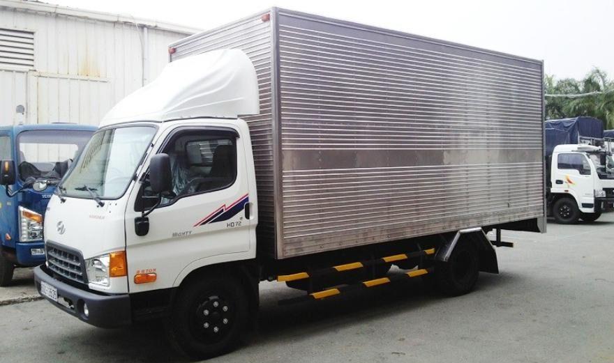 Kích thước các loại xe tải